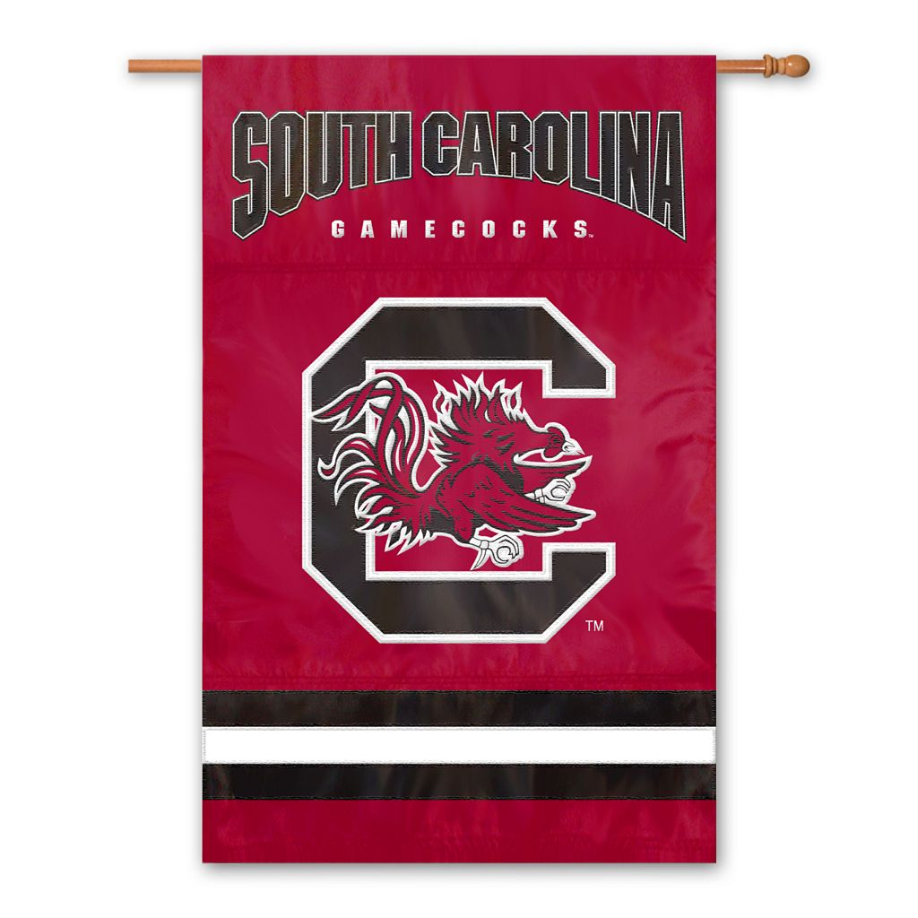 South Carolina Gamecocks Banner Flag