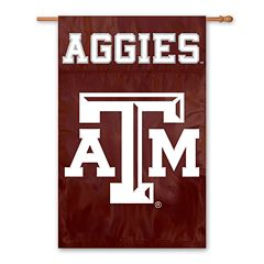 Texas A&M Aggies Banner Flag
