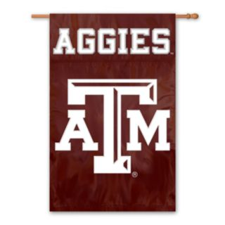 Texas A and M Aggies Banner Flag