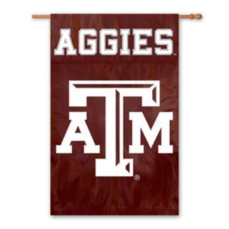 Texas A and M Aggies Banner Flag