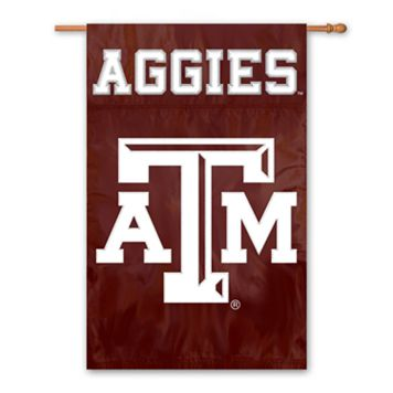 Texas A&M Aggies Banner Flag