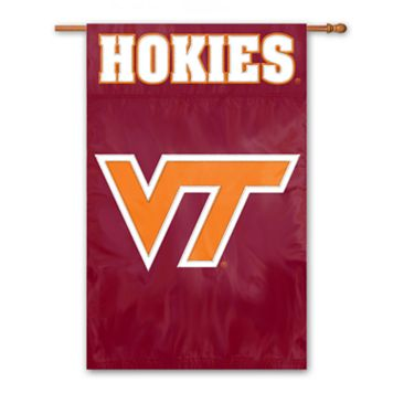 Virginia Tech Hokies Banner Flag