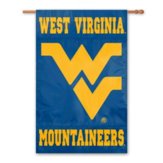 West Virginia Mountaineers Banner Flag