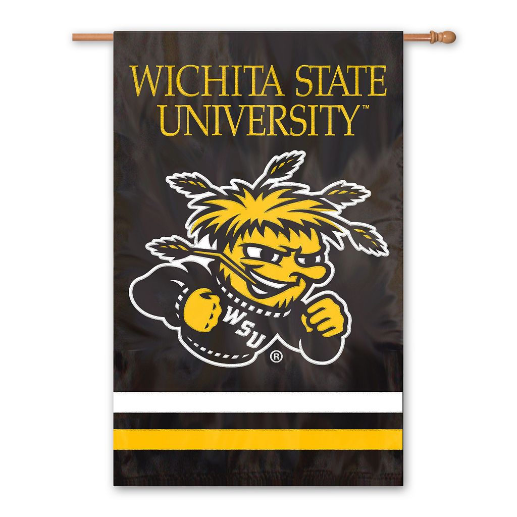 Wichita State Shockers Banner Flag