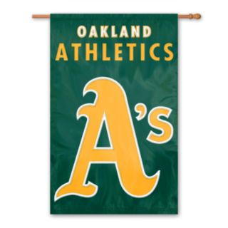 Oakland Athletics Banner Flag