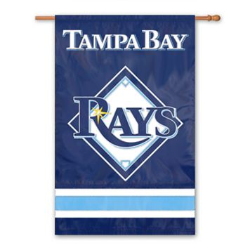 Tampa Bay Rays Banner Flag