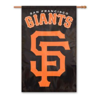 San Francisco Giants Banner Flag