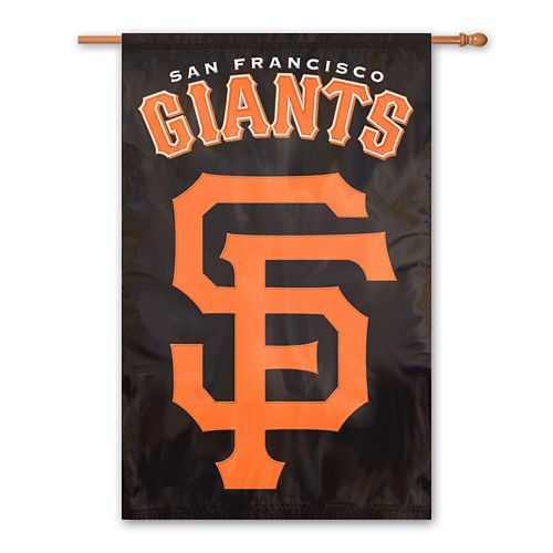 San Francisco Giants Banner Flag