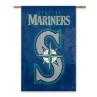 Seattle Mariners Banner Flag