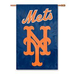 New York Mets Banner Flag