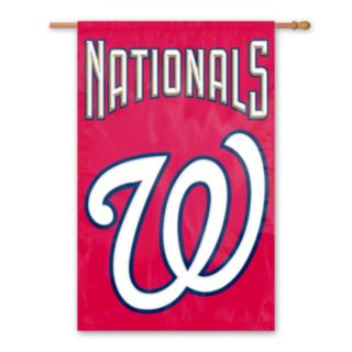 Washington Nationals Banner Flag