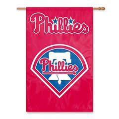 Philadelphia Phillies Banner Flag
