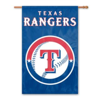 Texas Rangers Banner Flag