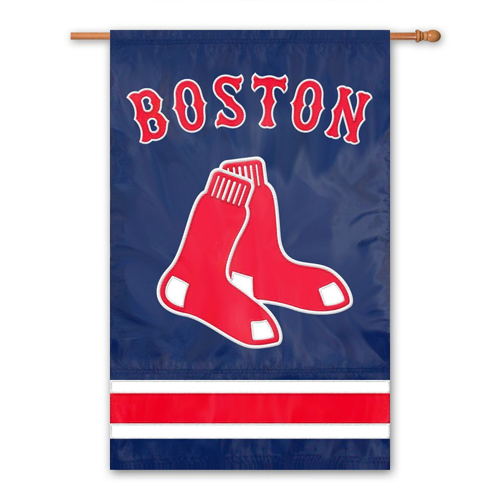Boston Red Sox Banner Flag