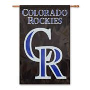 Colorado Rockies Banner Flag