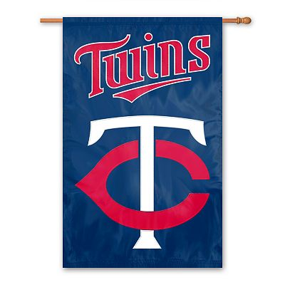 Minnesota Twins Banner Flag