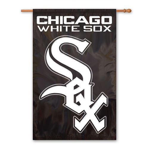 Chicago White Sox Banner Flag