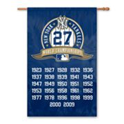New York Yankees Dynasty Banner Flag