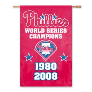 Philadelphia Phillies Dynasty Banner Flag