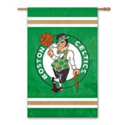 Boston Celtics 2-Sided Banner