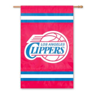 Los Angeles Clippers 2-Sided Banner