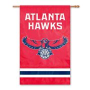 Atlanta Hawks 2-Sided Banner