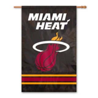 Miami Heat 2-Sided Banner