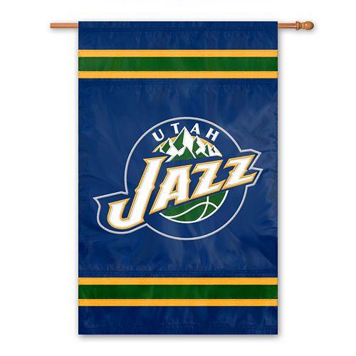 Utah Jazz 2-Sided Banner
