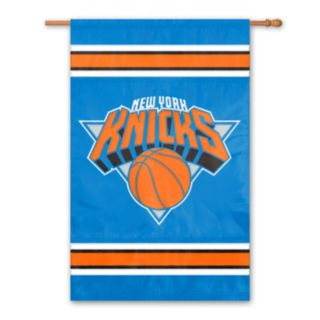 New York Knicks 2-Sided Banner