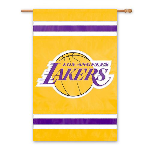 Los Angeles Lakers 2-Sided Banner