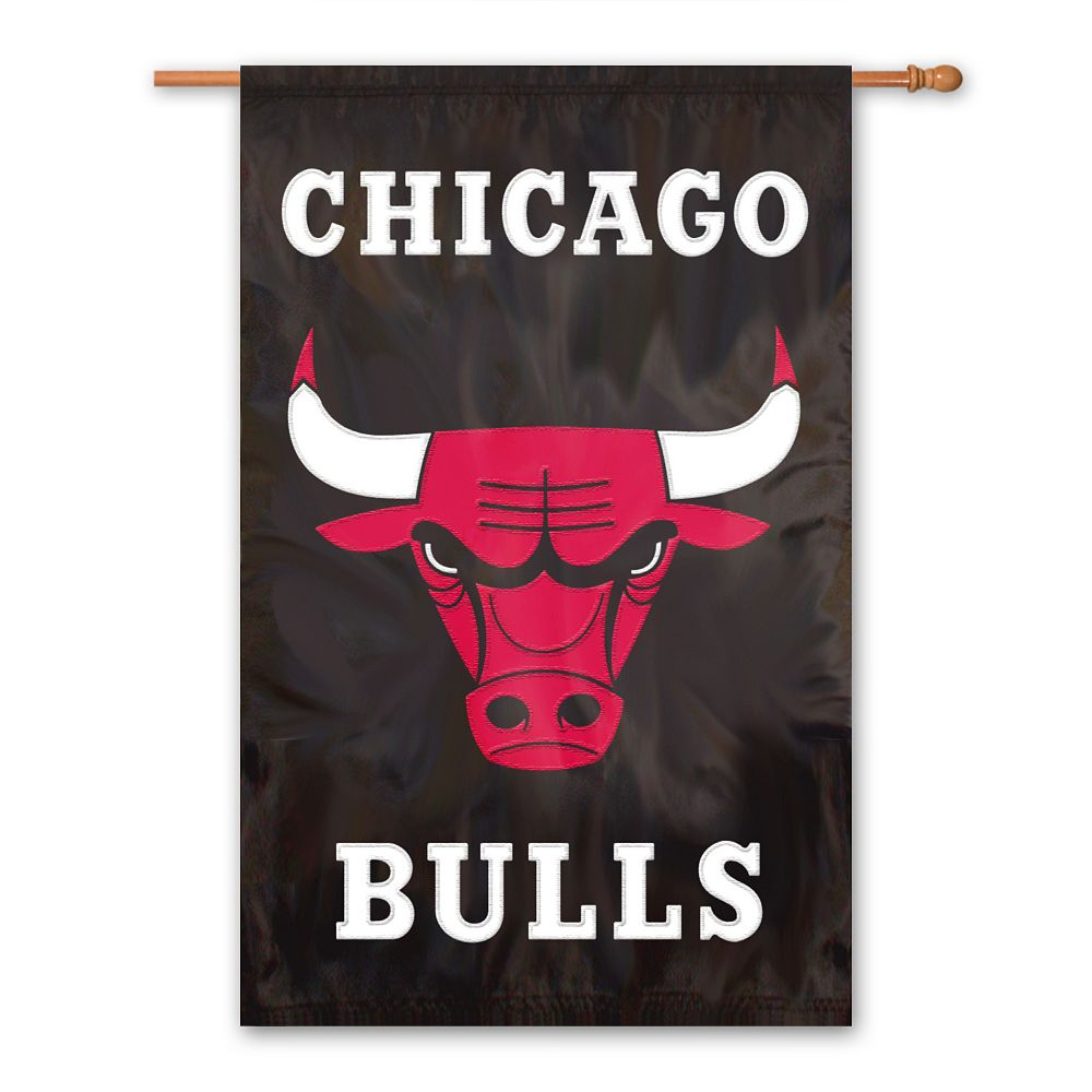 Chicago Bulls 2-Sided Banner