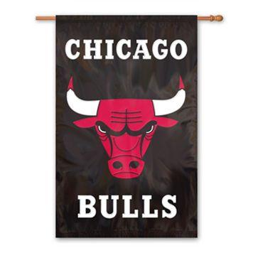 Chicago Bulls 2-Sided Banner