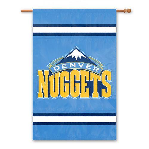 Denver Nuggets 2-Sided Banner