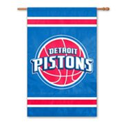 Detroit Pistons 2-Sided Banner