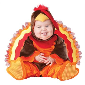 Lil' Gobbler Costume - Baby/Toddler