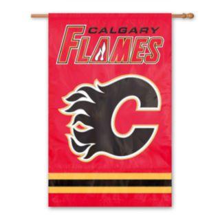 Calgary Flames Banner Flag