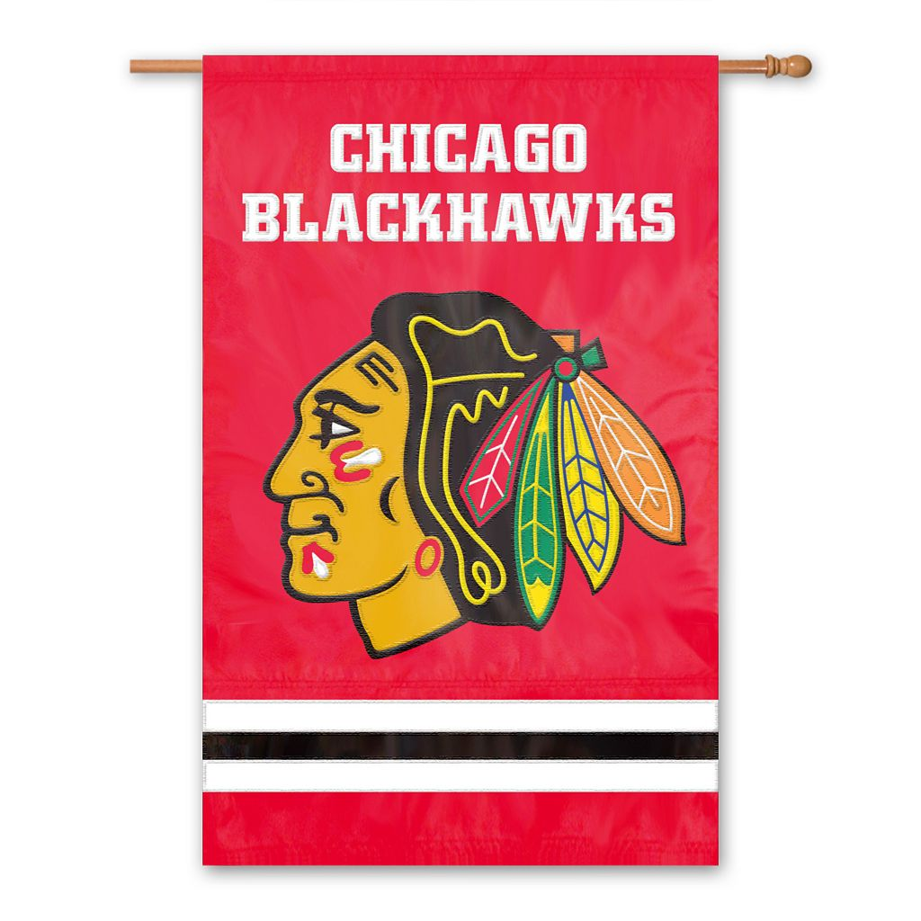 Chicago Blackhawks Banner Flag