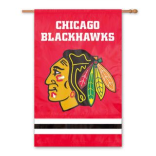 Chicago Blackhawks Banner Flag