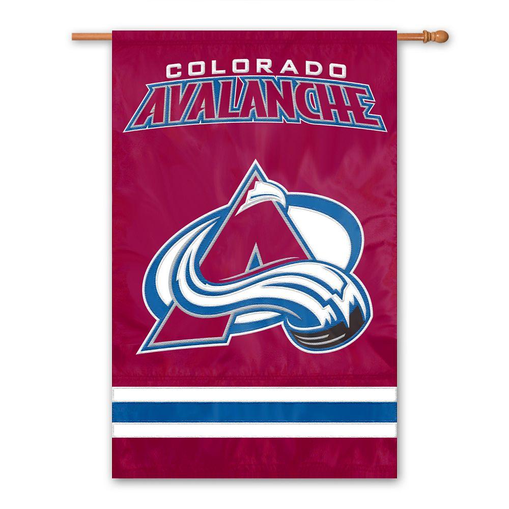 Colorado Avalanche Banner Flag