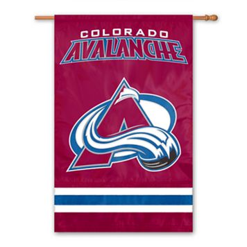 Colorado Avalanche Banner Flag