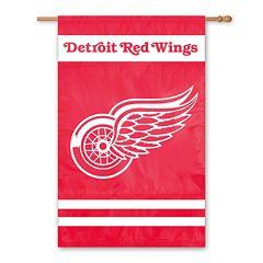 Detroit Red Wings Banner Flag