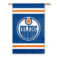 Edmonton Oilers Banner Flag