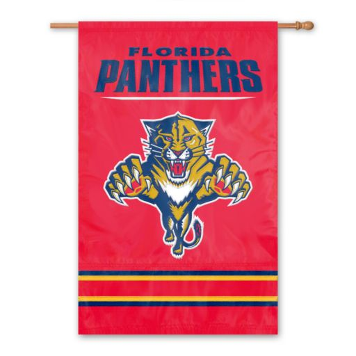 Florida Panthers Banner Flag