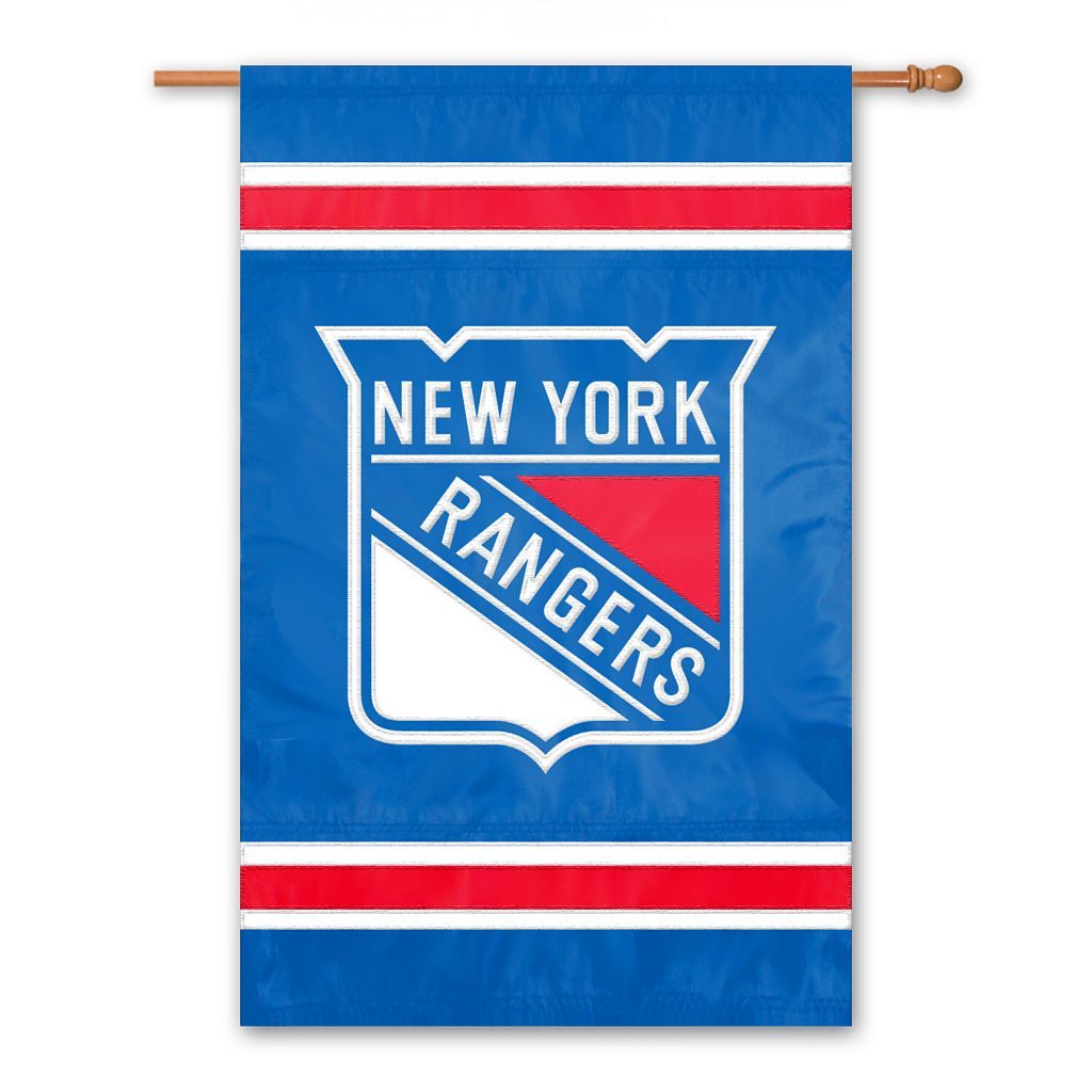 New York Rangers Banner Flag