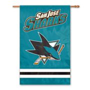 San Jose Sharks Banner Flag
