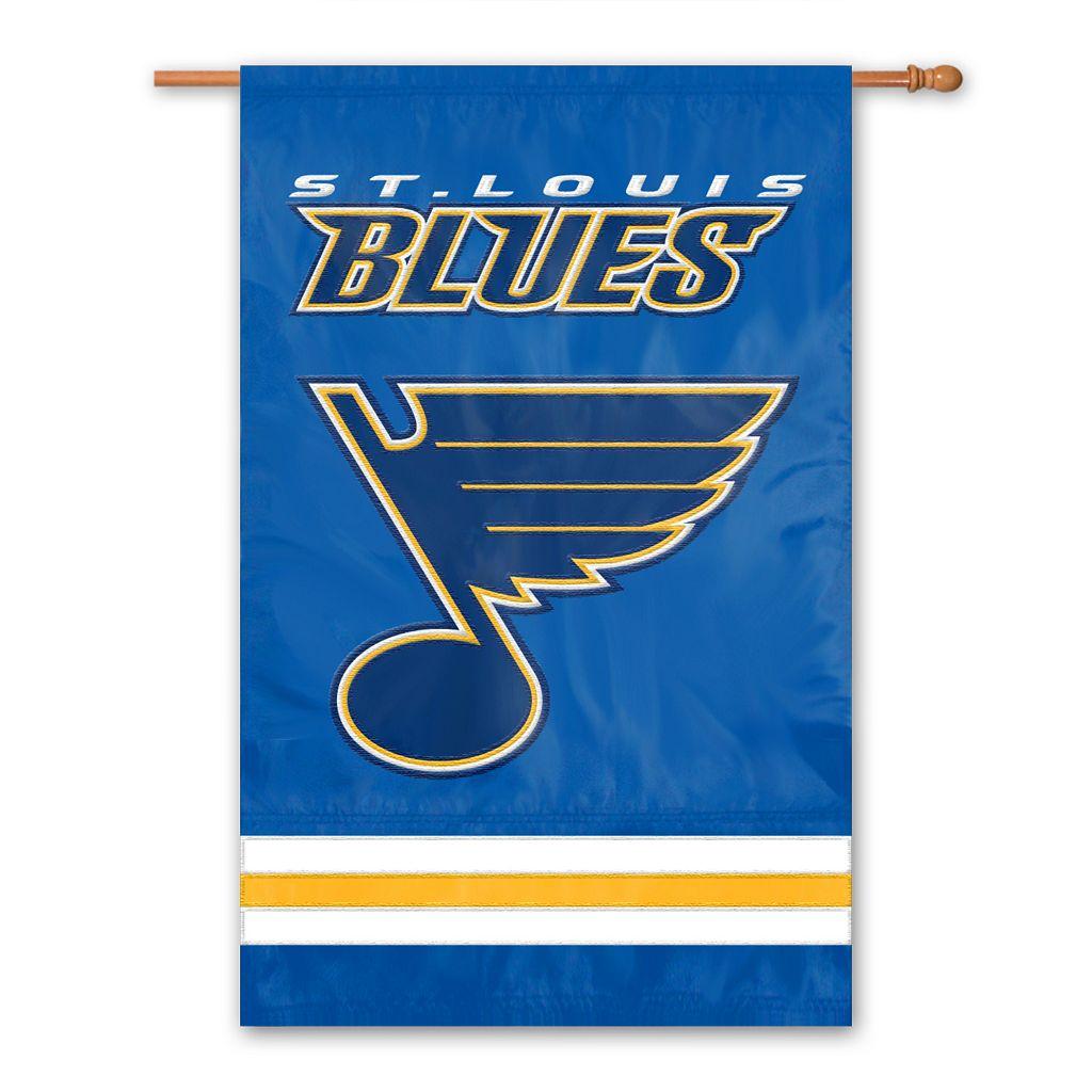 St. Louis Blues Banner Flag