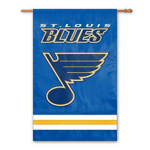 St. Louis Blues Banner Flag