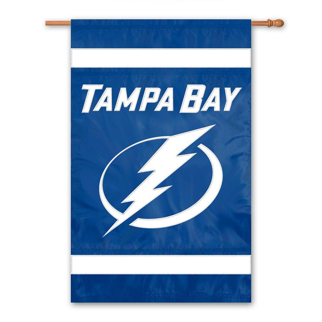 Tampa Bay Lightning Banner Flag