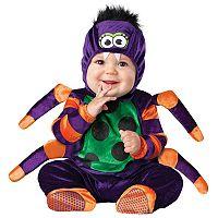 Itsy Bitsy Spider Costume - Baby/Toddler