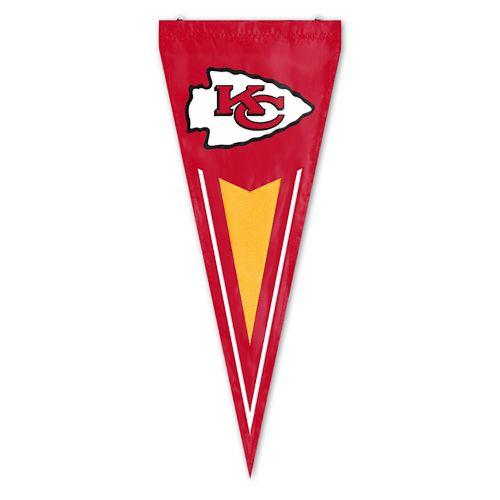Kansas City Chiefs Yard Pennant